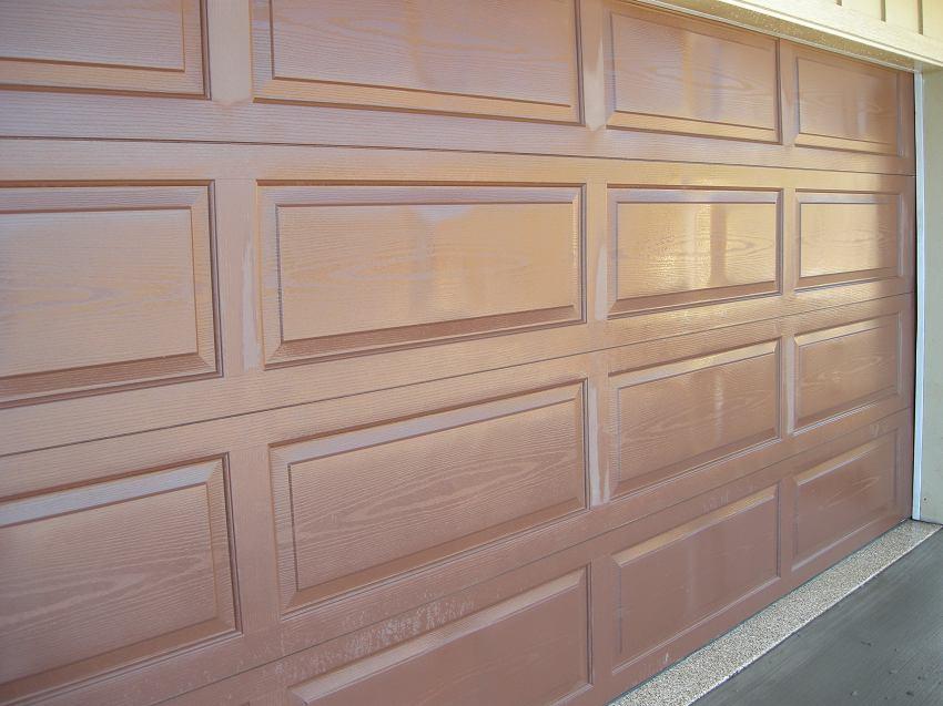 Jeld Wen Traditional Composite Amarr Garage Doors Will Warp