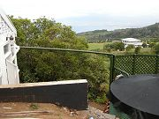 Catchment Water to Second Water Tank, May 11, 2010