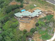 House from a Helicopter.  May 11, 2009