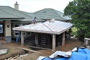 Installing Battens for Roofing, Mar. 2, 2012