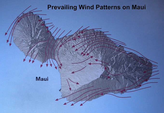 Maui Wind Patterns