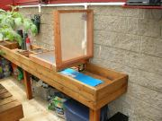 Waterbed Heater for Germinating Seeds, August 10, 2010