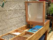 Thermostatically Controlled Waterbed Heater for Germinating Seeds, August 10, 2010