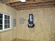 Wall Mounted Air Compressor, June 4, 2010