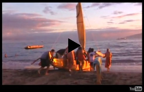 YouTube Video of Festivals of Hawaii - International Festival of Canoes