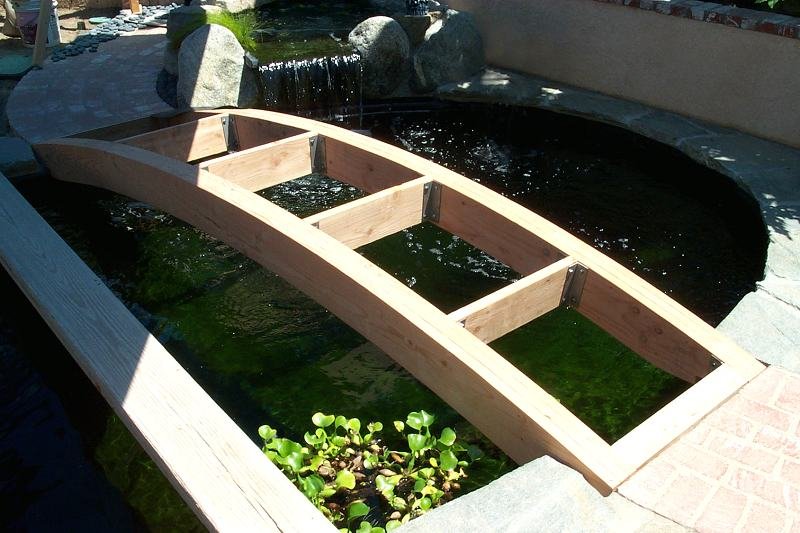 Eric 39 s koi pond biofilter page for Wooden koi pool